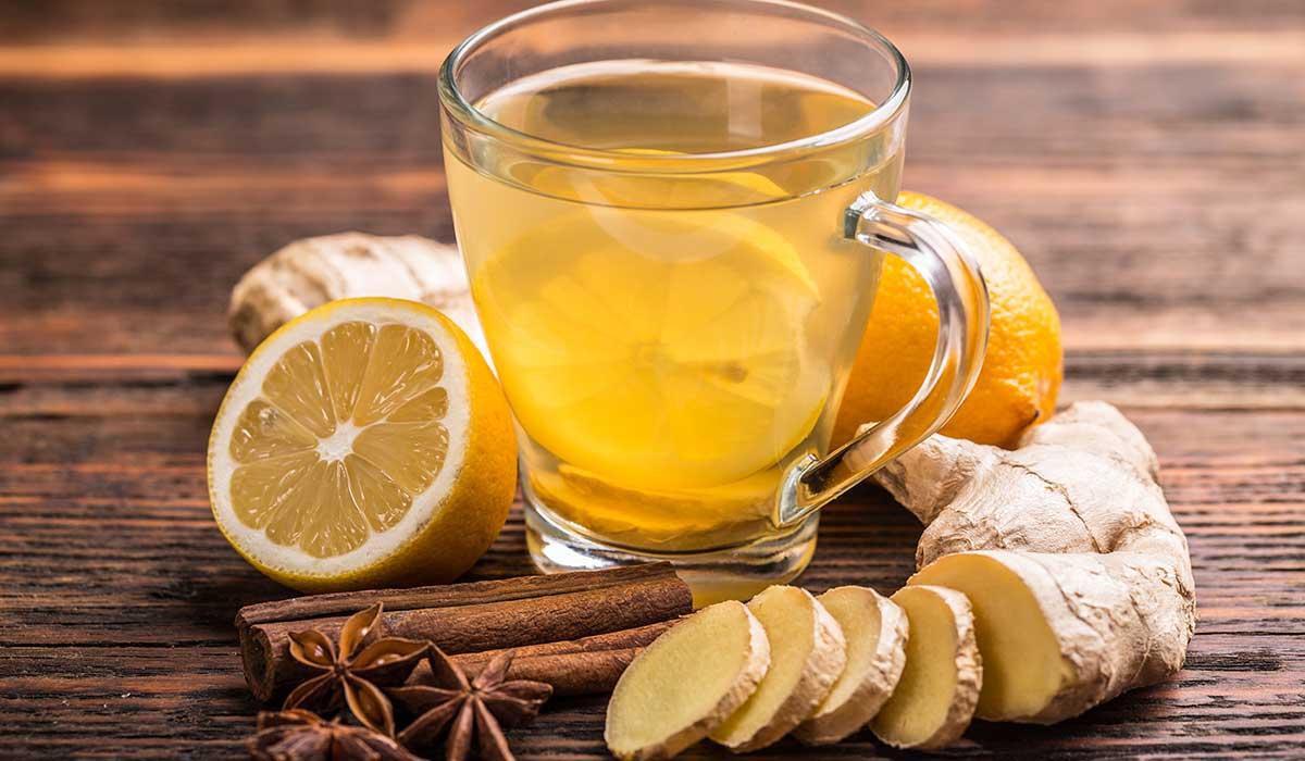 conoce los beneficios del limón y jengibre juntos