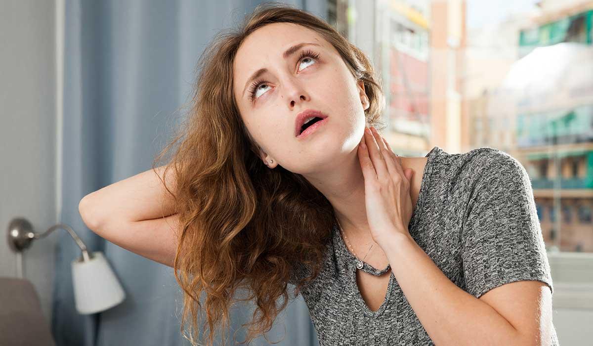 remedios para disminuir el dolor de cuello