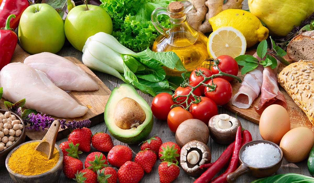 una dieta con alimentos variados te ayuda a ti y al planeta