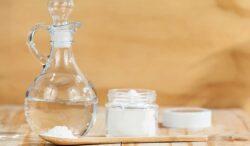 vinagre y bicarbonato de sodio para que tu ropa quede impecable