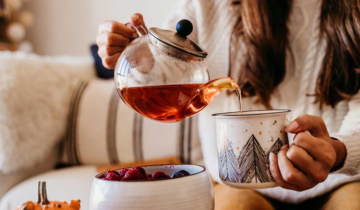 aprovecha lo que el té puede hacer por ti