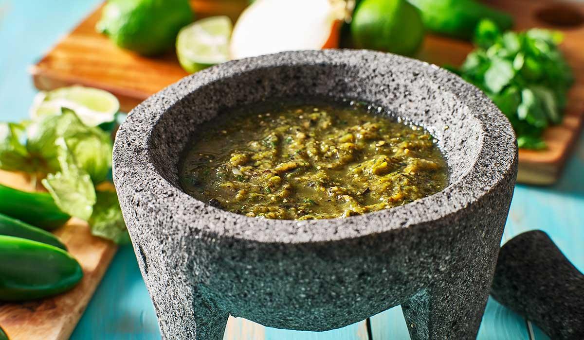 haz tu salsa con esta receta facil
