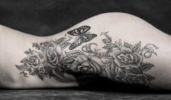 las partes más dolorosas para hacerte un tatuaje