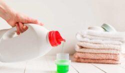 més detergente no siempre es mejor