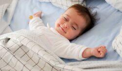 muestras de la confianza en un bebé