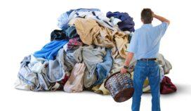 Cómo separar la ropa para que salga más limpia y brillante