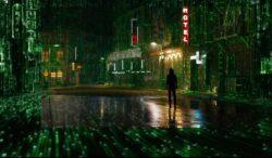 primer trailer de Matrix Resurrections