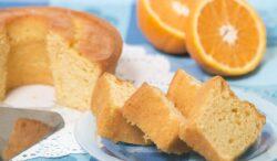 receta de postre pastel de naranja