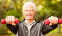 tipos de entrenamiento que puede hacer una persona mayor