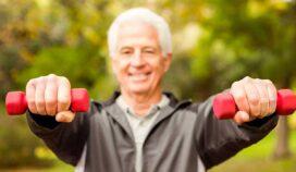 5 de los mejores ejercicios para personas mayores