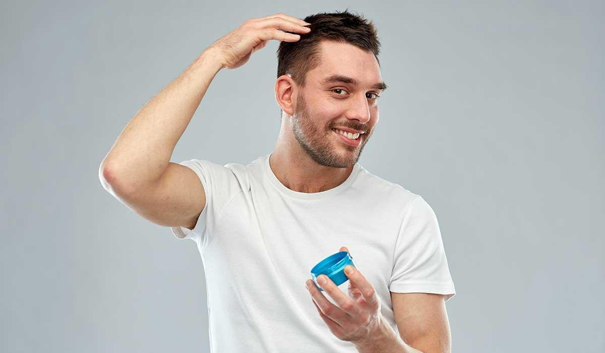 gel o cera para el cabello, qué es mejor?