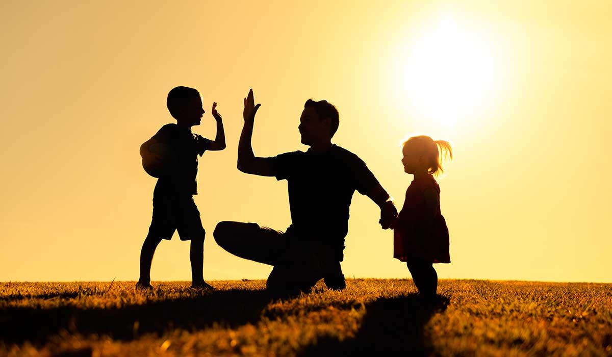 la confianza es lo mejor que puedes inspirarle a un hijo