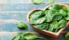 Los efectos en tu salud de comer espinacas todos los días