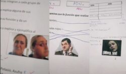 maestra califica con memes a sus alumnos