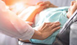 paciente con sindrome anal inquieto