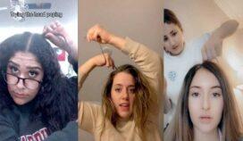 Nuevo y peligroso reto viral en TikTok:  hacer estallar tu cuero cabelludo
