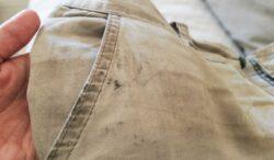 quita las manchas de grasa y aceite de la ropa con estos tips