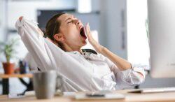 si sientes cansando, podría ser tu presión arterial