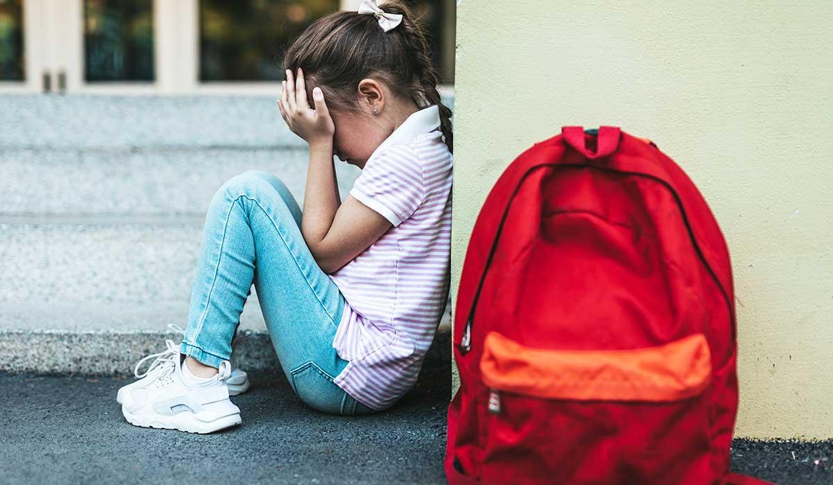 signos de bullying en los niños