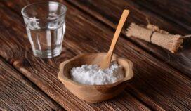 Puedes arreglar estas 17 cosas con bicarbonato de sodio